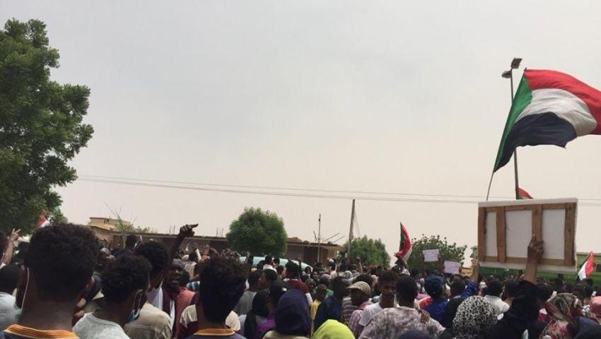 النائب العام السوداني يتسلم تقريرًا حول فض اعتصام الخرطوم