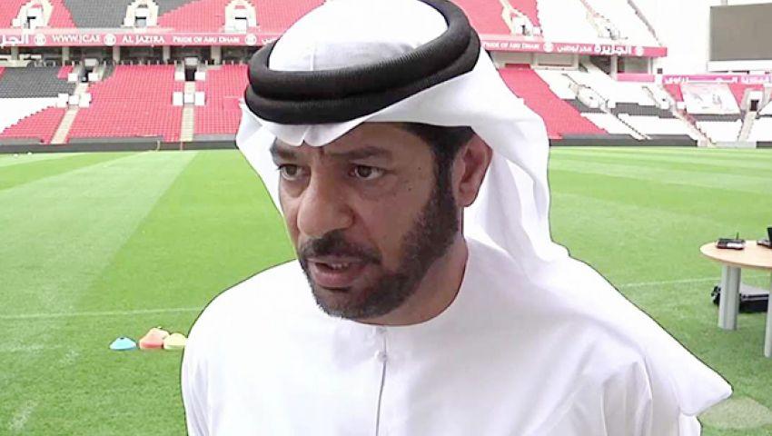الطلياني: أخشى على المنتخب الإماراتي من نفسه