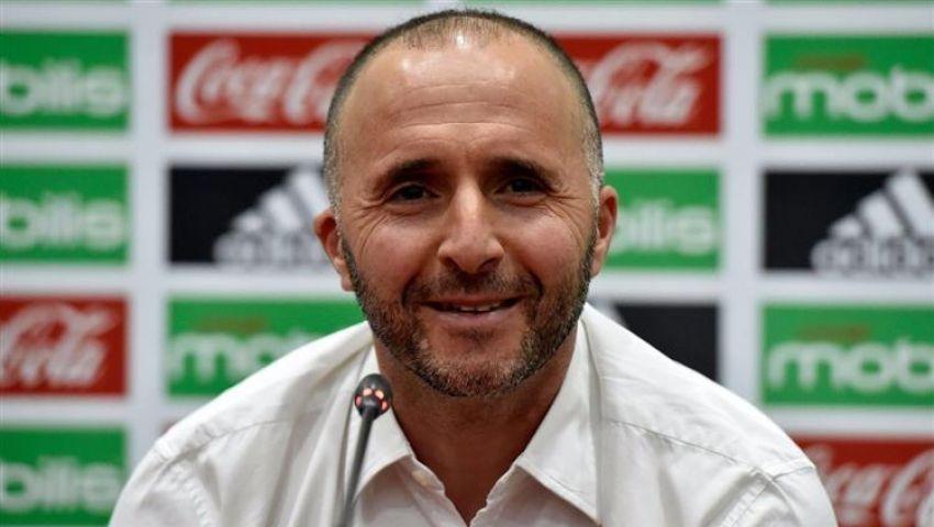 ماذا قال مدرب الجزائر عن الفوز بأمم أفريقيا