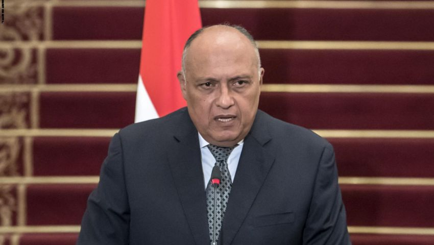 شكري: مصر تتطلع لاستئناف حركة السياحة الألمانية