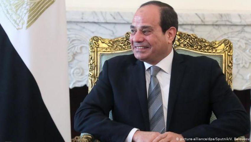 السيسي يتسلم أوراق اعتماد 10 سفراء أجانب جدد