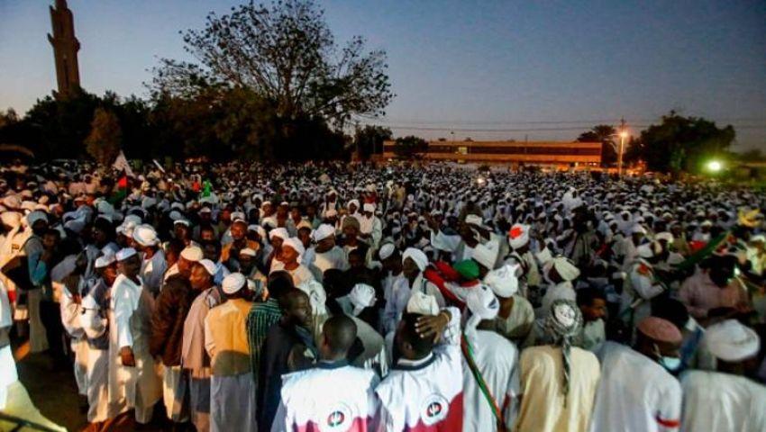 المعارضة السودانية تضع 3 شروط لفض اعتصامها