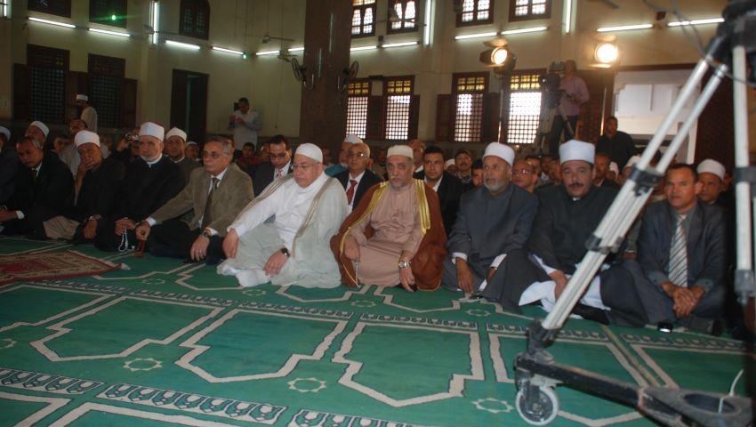 رئيس المعاهد الأزهرية بسوهاج:  28 نوفمبر دعوة للتطرف