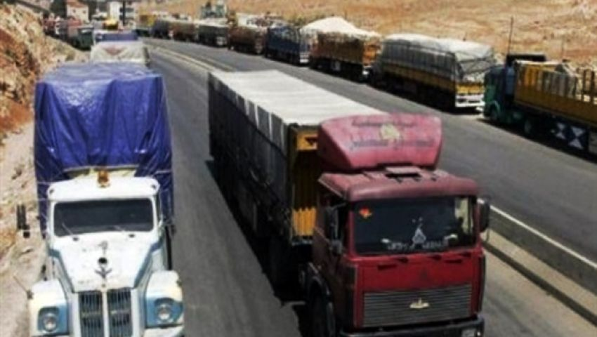 شاحنات روسية لنقل الكيماوي السوري