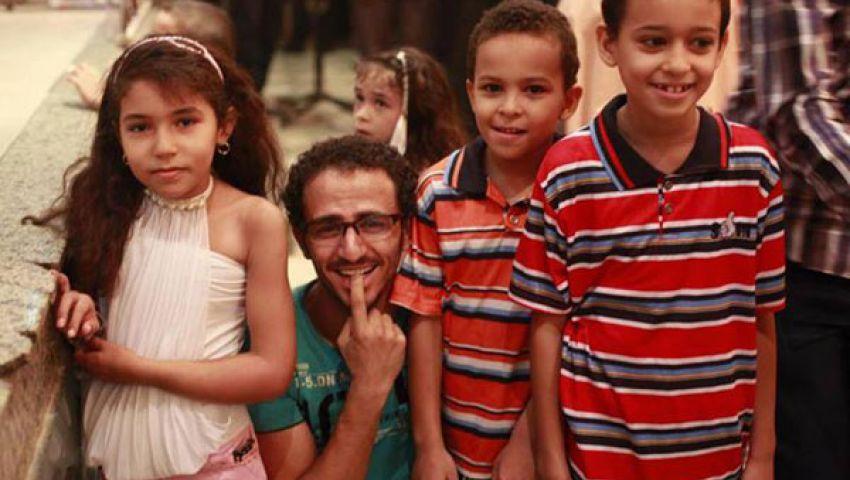 اغتيال محمد الديب كاميرا الثورة فى ترحيلات أبوزعبل
