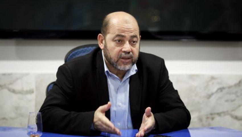 حماس: نتطلع إلى مرحلة جديدة في العلاقات مع مصر