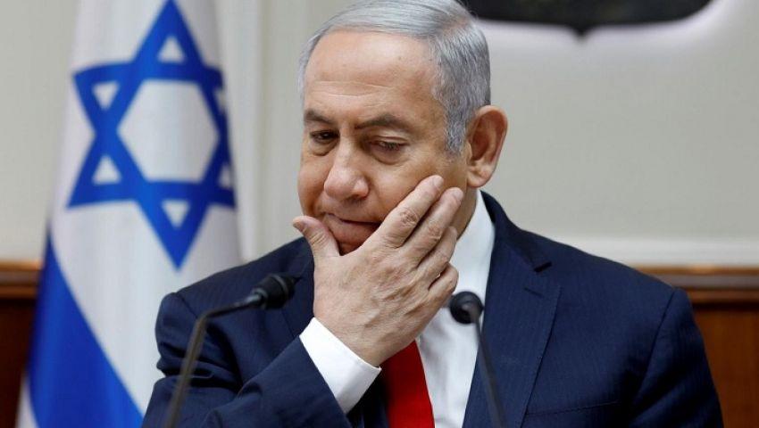 تل أبيب.. عشرات الآلاف يتظاهرون ضد «حصانة نتنياهو»