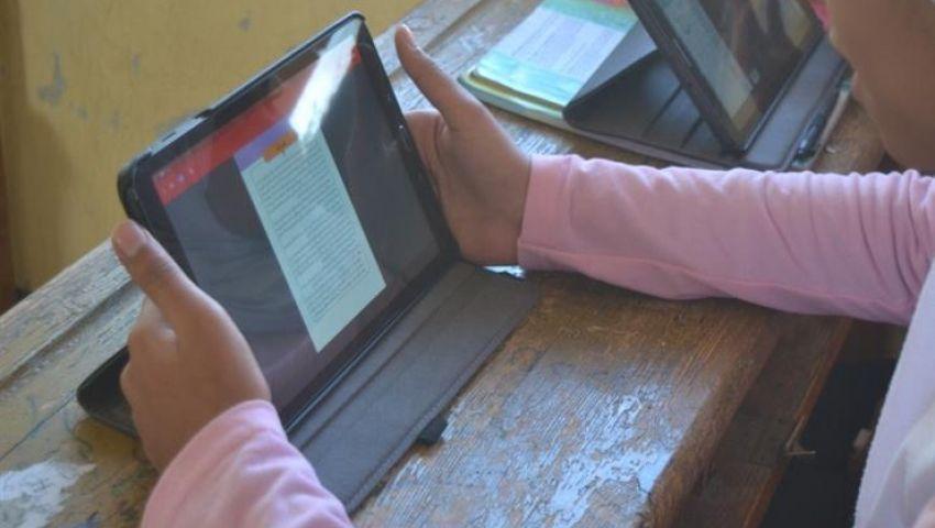 هكذا عالجت «التعليم» مشكلة تعطل الامتحان الإلكتروني لأولى ثانوي