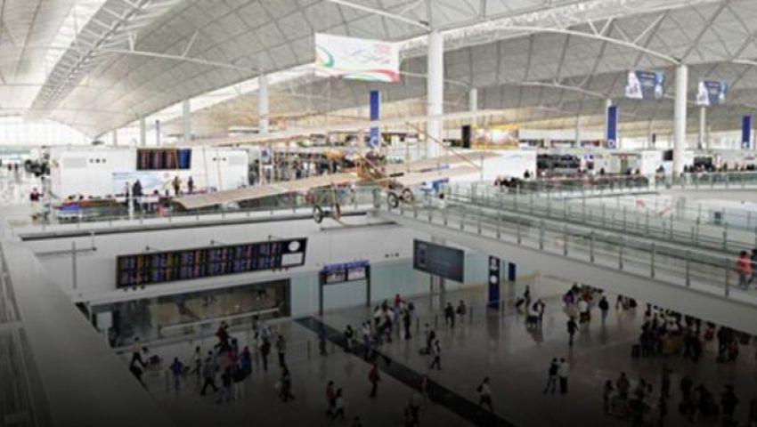 بسبب تصاعد الاحتجاجات.. إلغاء جميع الرحلات الجوية بمطار هونج كونج