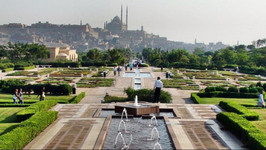 اليوم.. حدائق القاهرة تفتح أبوابها اليوم مجانًا