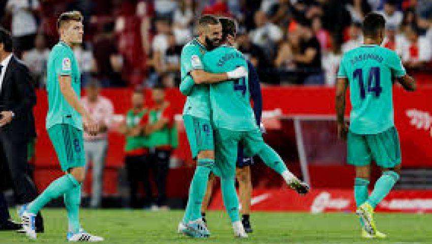 إنفوجراف | ترتيب الدوري الإسباني بعد نهاية الجولة الخامسة