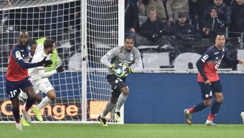 فيديو| ليل يحقق انتصاره الثاني على التوالي في الدوري الفرنسي