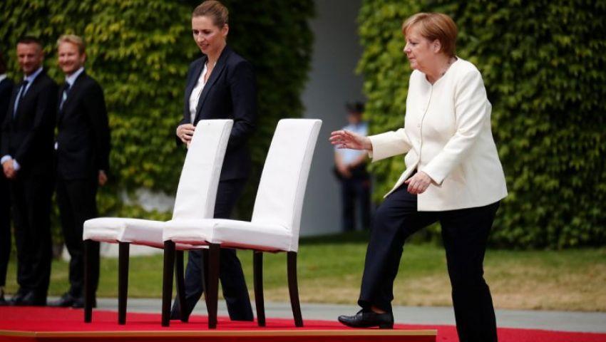 فيديو  الحديث بدأ عن تسليم السلطة.. هل تطيح «الرعشة الثالثة» بالمستشارة الألمانية؟