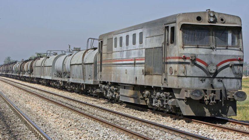 أمن المنيا ينفي وجود تهديدات لحركة القطارات