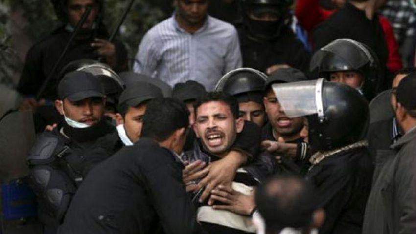 ننشر أسماء ضحايا الشرطة في اشتباكات أمس