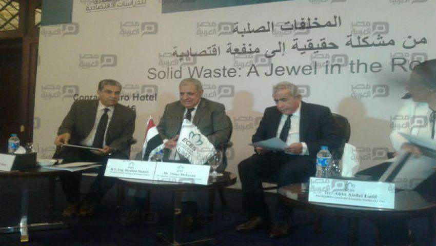 بالفيديو| خالد فهمي: تنفيذ سياسات إدارة المخلفات يحتاج لوقت طويل