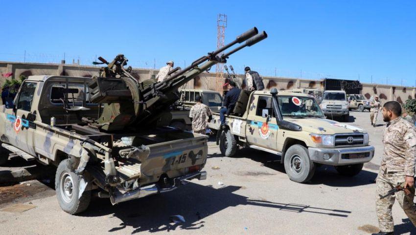 فيديو| بعد 5 أيام من القتال الضاري.. هذه آخر مستجدات الحرب في ليبيا