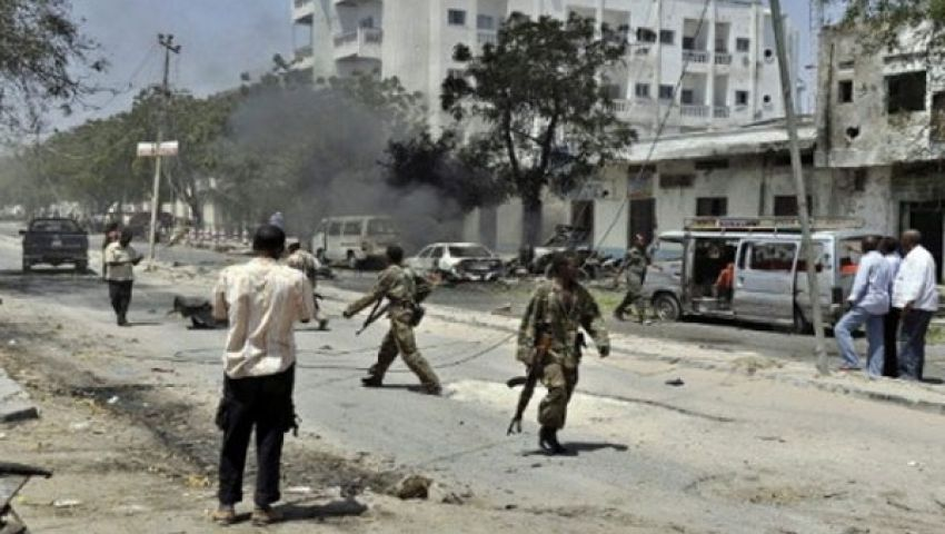 10  قتلى في انفجارين بمقديشيو