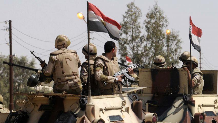مقتل ضابط ومجند في تفجير عبوة ناسفة بشمال سيناء