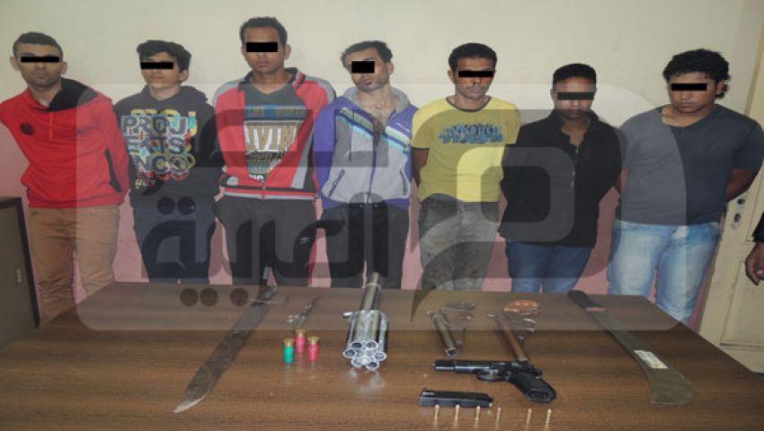 القبض على المتهمين بقتل معاون مباحث الإسماعيلية