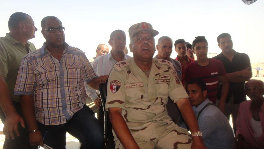 الوزير: 4500 معدة تعمل بحفر قناة السويس الجديدة