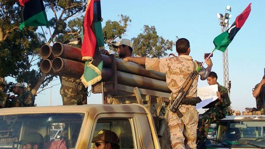 فيديو.. ثوار ليبيا تحمِّل مصر والإمارات مسؤولية تفجيرات طرابلس