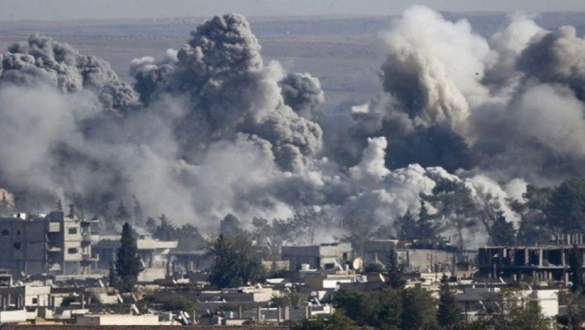 مقتل 16 شخصا في غارة للنظام على سجن بإدلب