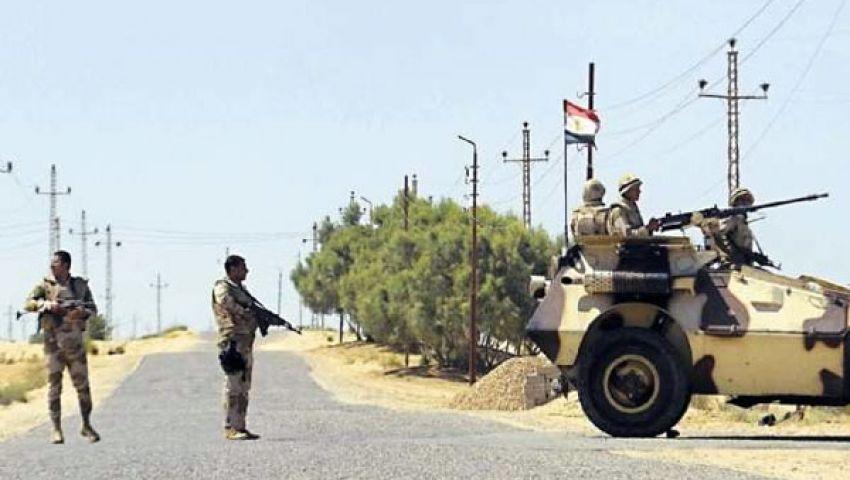 إمام مسجد بجنوب سيناء: جيش مصر هو جيش الإسلام