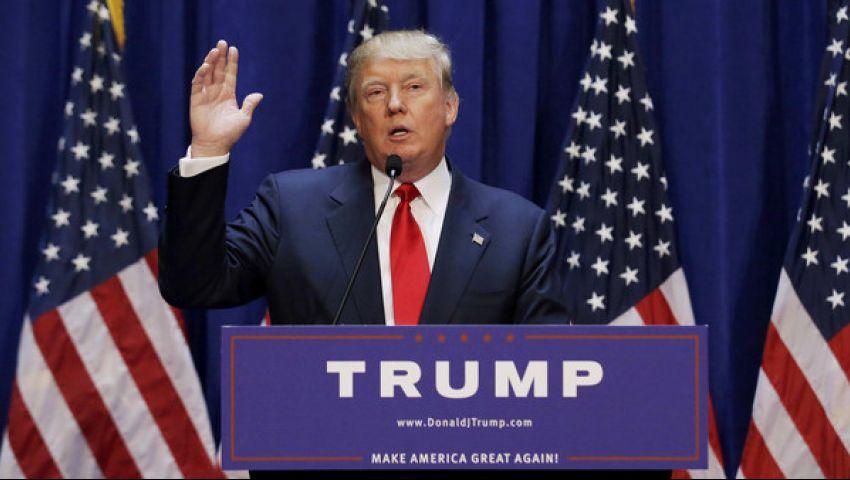 ترامب يطرح رؤيته في الأيام المئة الأولى إذا فاز بالرئاسة