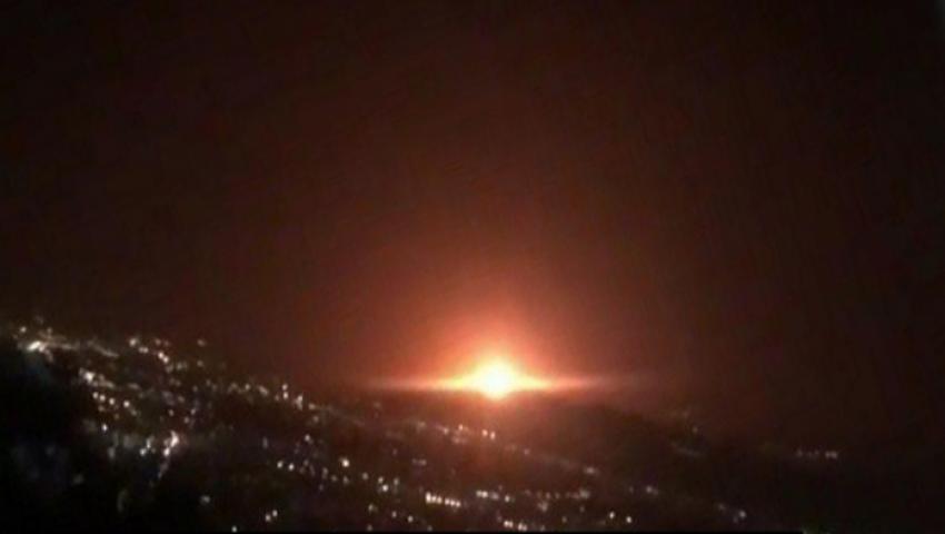 إيران.. انفجار ضخم في مخزن للغاز الطبيعي بمنطقة بارتشين