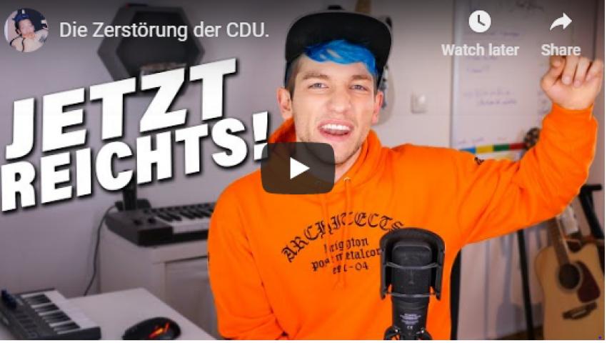 اليوتيوبر «ريتسو».. بعبع السياسيين في ألمانيا