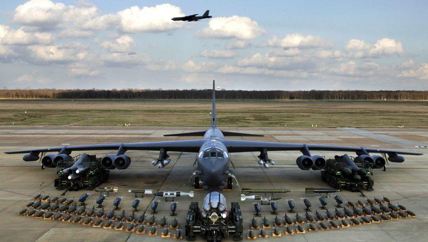 أمريكا تنشر قاذفات بي - 52 في قطر للتصدي لداعش