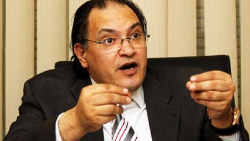 أبو سعدة: اعتقال أعضاء الإخوان وأنصار مرسي قانوني