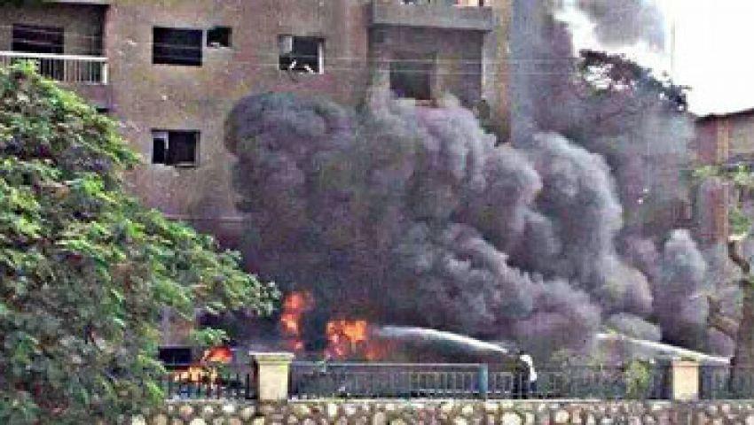 ضبط المتهم الرئيس في تفجير المخابرات العسكرية