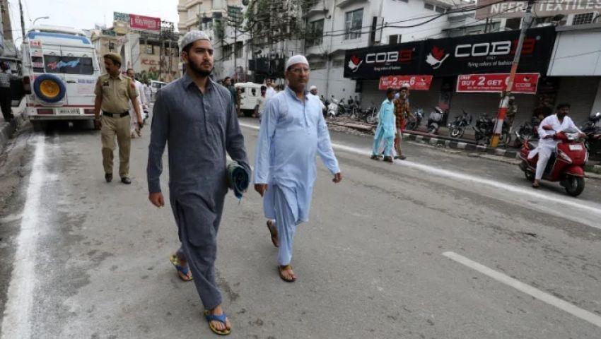 إندبندنت: في كشمير .. صلاة العيد ممنوعة بالمساجد الكبرى