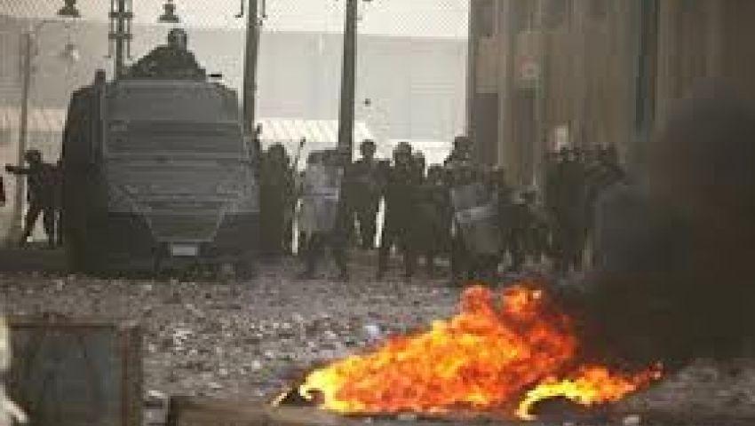 اشتباكات بين أنصار مرسي ومعارضيهم بالإسكندرية