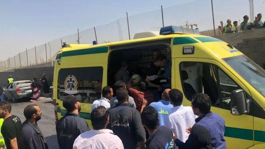 بالفيديو| حادث انفجار أتوبيس الهرم في عناوين الصحف الغربية