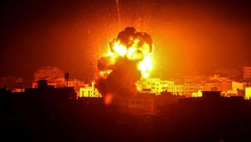 قصف مدفعي إسرائيلي على غزة