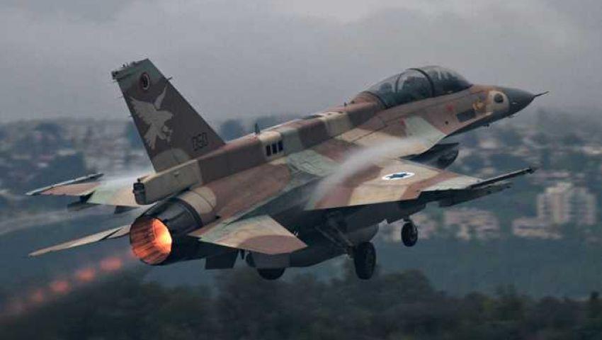 طائرات الاحتلال الإسرائيلي تشن غارات على غزة