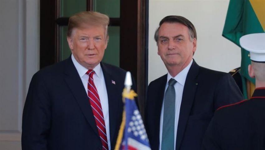 «الحليف رقم 17»..ترامب يتخذ قرارًا بشأن البرازيل وروسيا تعلق