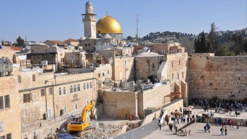 أنفاق القدس ترعب أهالي سلوان.. ما قصة انهيار المنازل؟