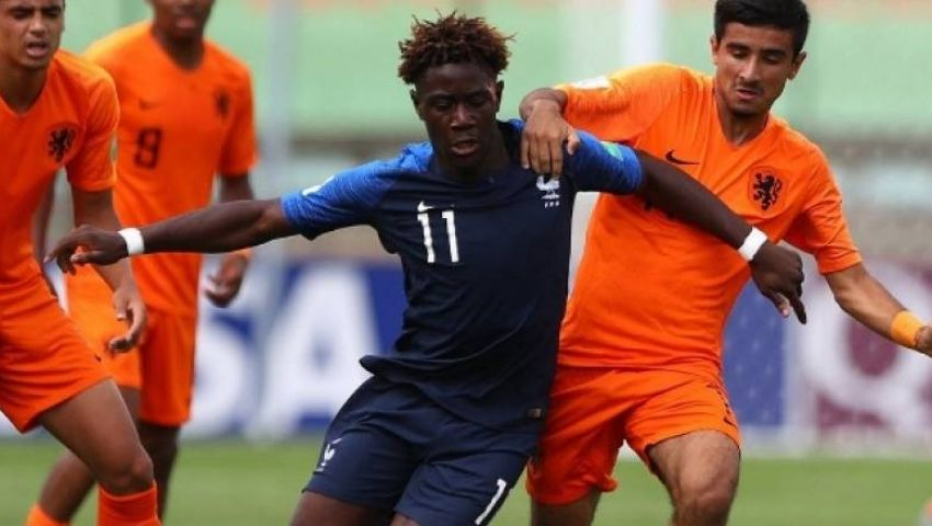 فرنسا تقتنص الميدالية البرونزية في مونديال الناشئين