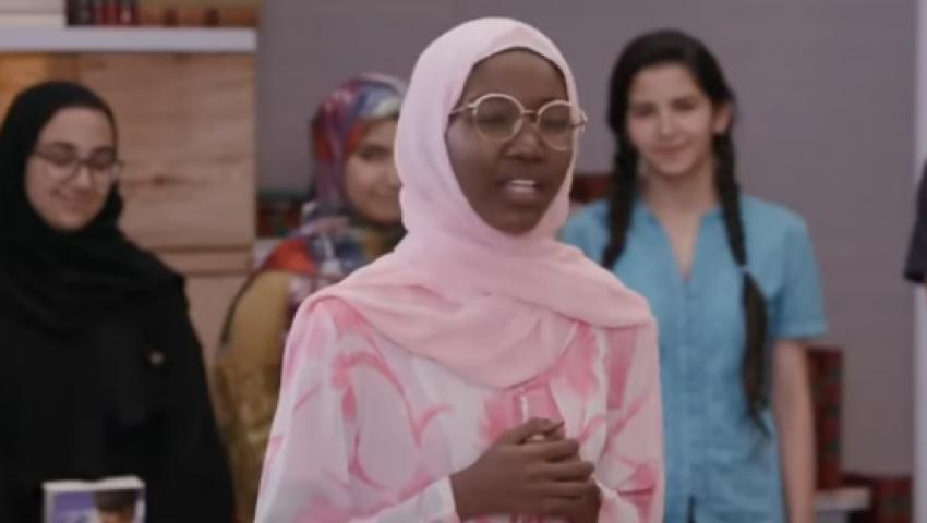 هديل أنور بطلة تحدي القراءة العربي.. «سطر جديد في كتاب السودان»