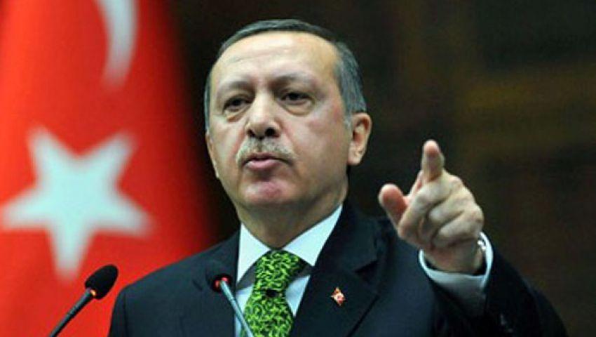 أردوغان: من يلجأون إلى العنف خاسرون