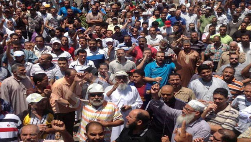 مئات الآلاف من مؤيدي مرسي ينطلقون من خاتم المرسلين