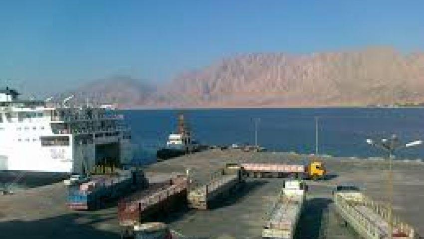 وصول 255 طن معدات كهربائية من الإمارات لميناء الأدبية