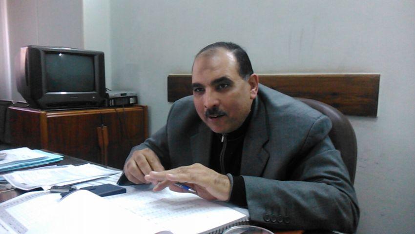 ضبط عاطل يجمع أموال باسم الهلال الأحمر بجامعة المنيا