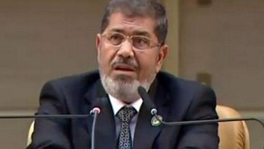 دعوى قضائية تطالب بعودة مرسي رئيسًا