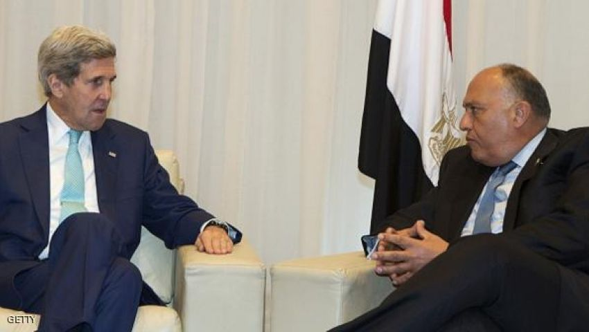 خبير أمريكي: كيري يضغط على مصر من أجل الليبرالية