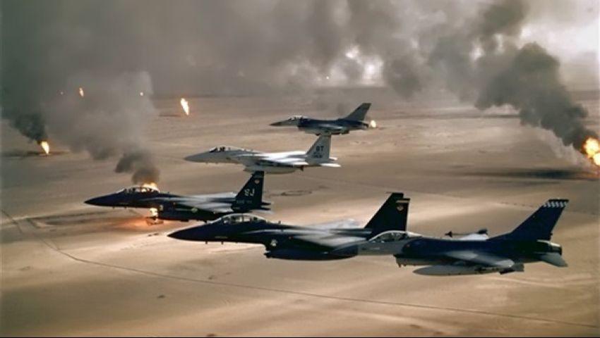 تعرف على المواقع العسكرية التى استهدفتها عاصفة الحزم